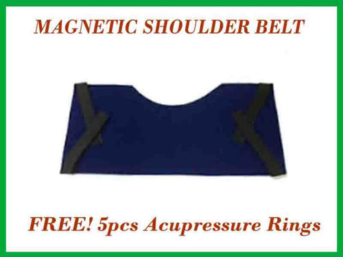 Magnetic Therapy Shoulder Belt Locked Shoulder,Chronic, Relieves Pain Joints