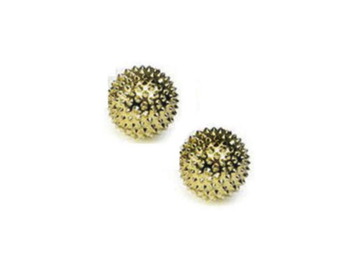 New Small Size - Massager Balls Acupressure Magnetic Therapy Pack of 2 pcs