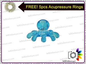 New Body Massager (Crab Shaped) Roller Acupressure Therapy For Pain Reliver