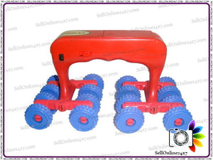 New Acupressure MagneticTherapy Roller Massage For Instant Body Pain Reliver