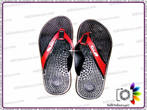 Acupressure Therapy Slipper Slimming Massage Shoes Flip Flops Different Sizes