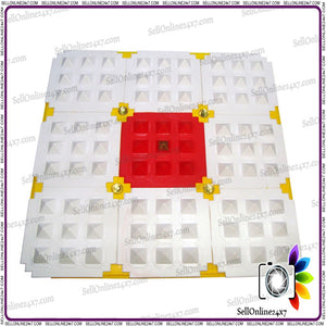 Sleep Yantra Pyramid Vaastu for Sleeping Disorder & Health Problems
