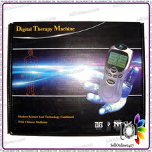 Full Body Massager Acupuncture Therapy Tens Digital Therapy Machine Portable
