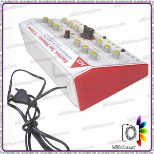 12 Ch T.N.S. Physiotherapy Chiropractic Electrotherapy Multi Current Stimulator