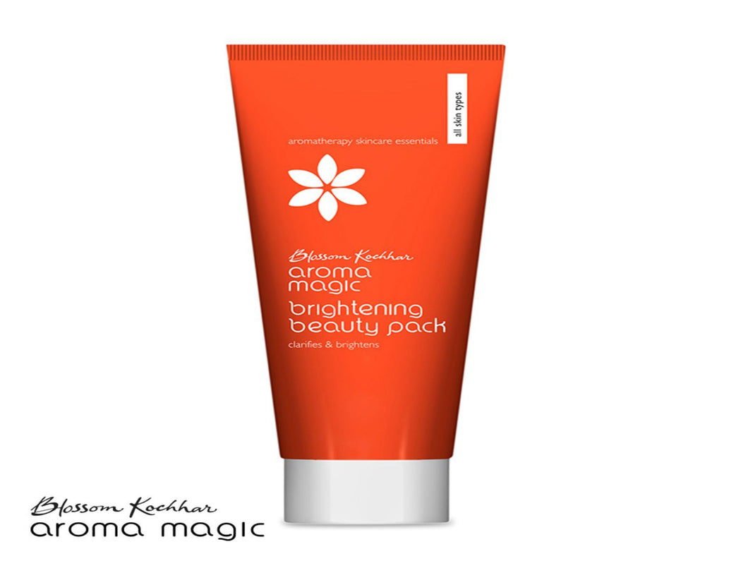 Aroma Magic Brightening Beauty Pack For All Skin Types - 100gm/200gm