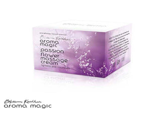 100% Pure Aroma Magic Passion Flower Massage Cream - 50gms - Free Shipping