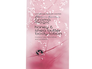 Aroma Magic Honey And Shea Butter Body Lotion  - 220ml