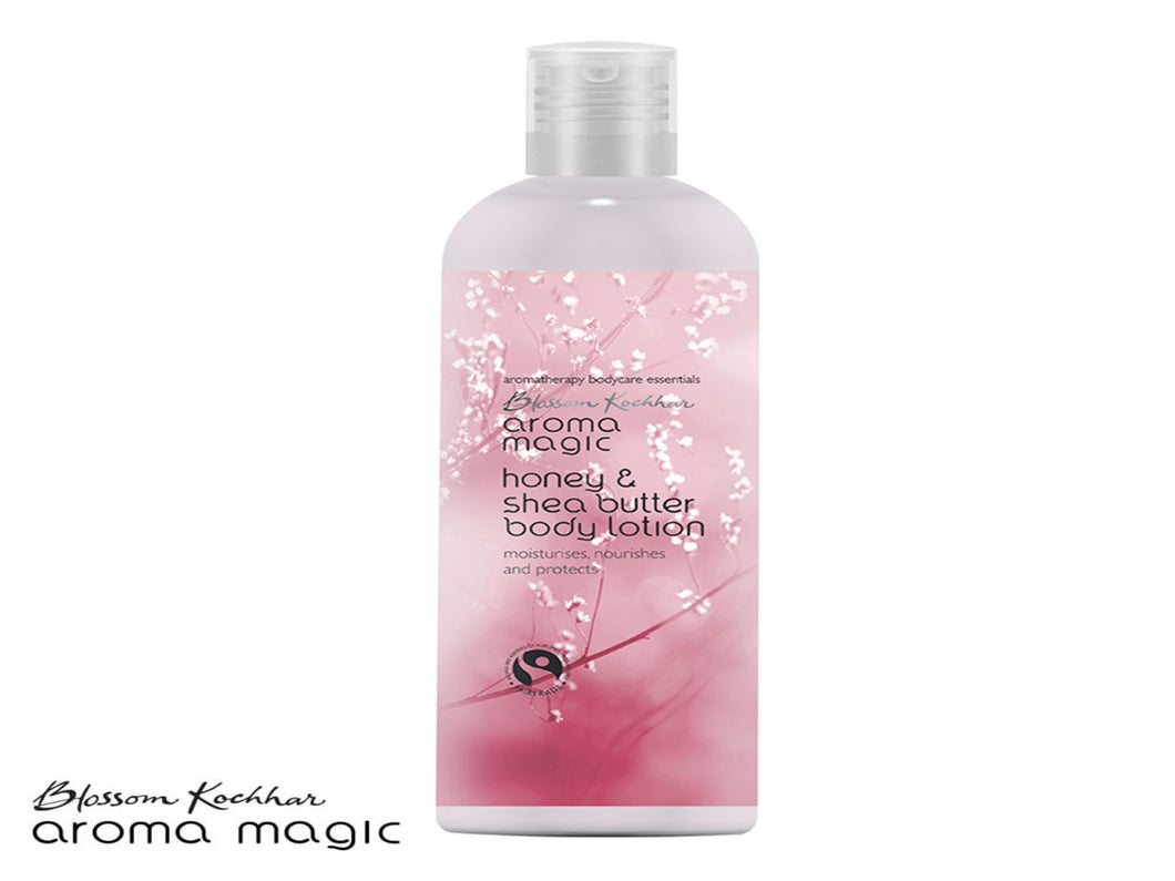 Aroma Magic Honey And Shea Butter Body Lotion  - 220ml - Free Shipping Available