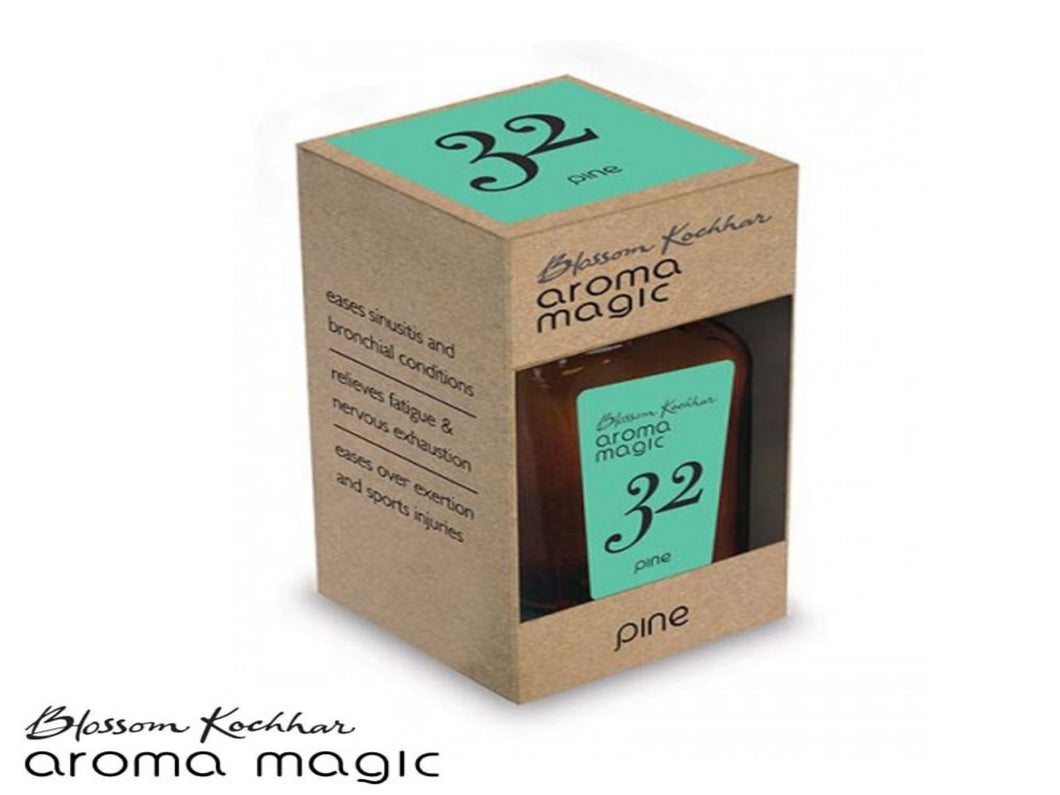 100% Pure Aroma Magic Pine Oil - 20ml - Free Shipping