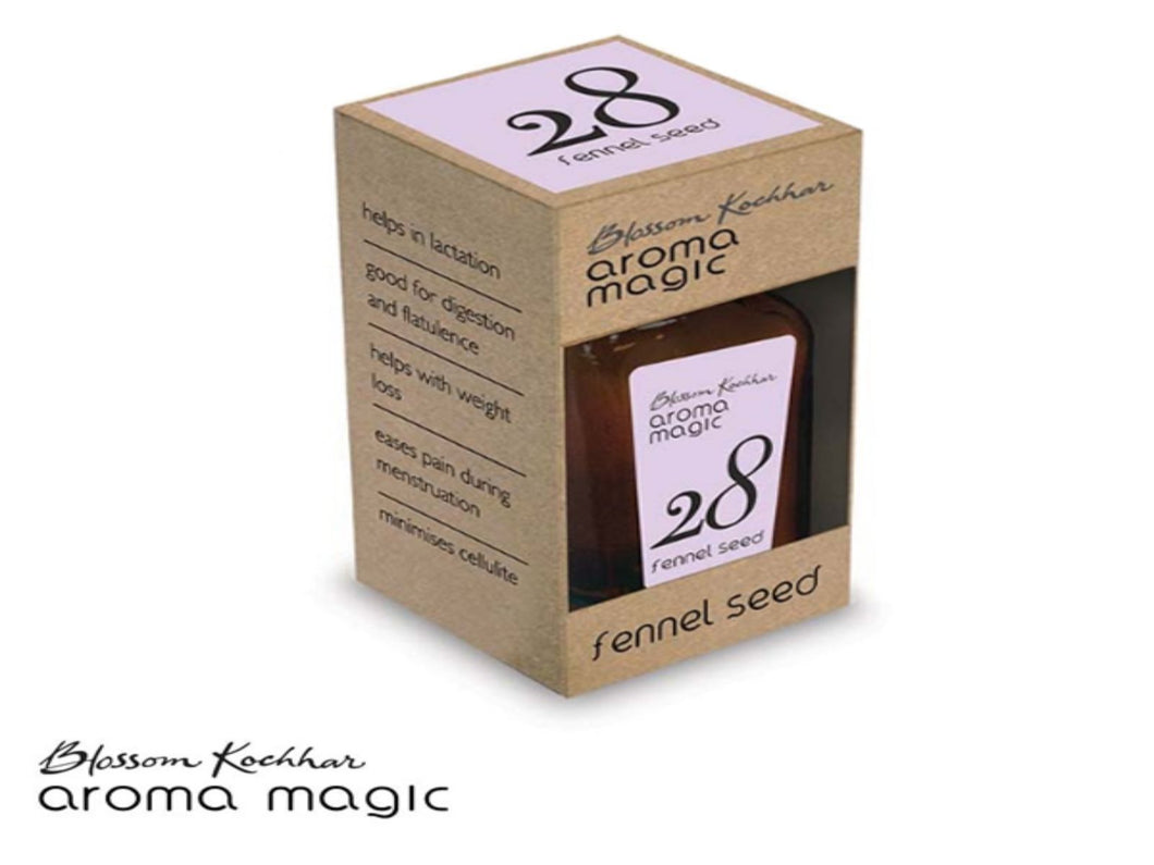 Aroma Magic Fennel Seed Oil - Helps In Weight Loss - 20ml Available