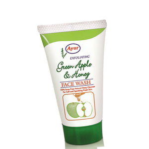 AYUR HERBAL Green Apple And Honey Face Wash For Unisex - 50ML