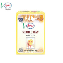 AYUR HERBAL Shahi Ubtan Face Pack For Men & Woman - 25Gms