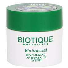100% Pure Bio Seaweed Anti-Fatigue Eye Gel Prevents Signs Of Stress - 15gm,175 gm