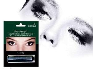 Bio New Kaajal Nourishing & Conditioning Kohl Kaajal With Almond Oil - 3 Grams Available