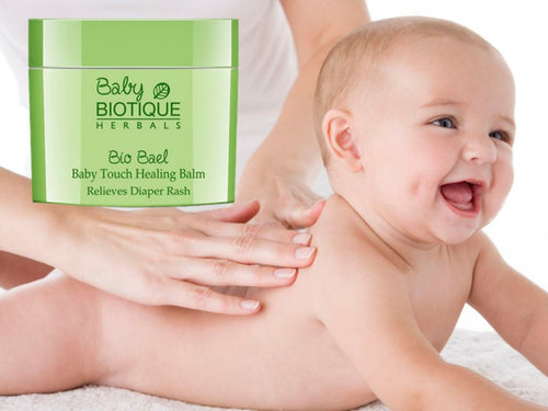 Bio Bael Baby Touch Healing Balm - Heals Flaky Skin Areas Available