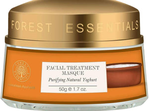 100% Natural Forests Essential Facial Masque Purifying Natural Yogurt
