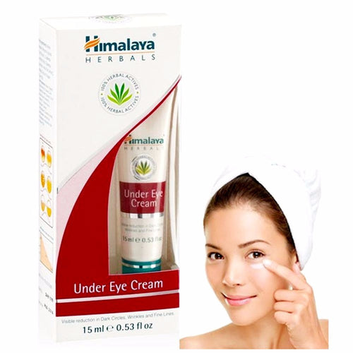 100% Pure Natural Himalaya Herbal Under Eye Cream - 15 ml / 0.5 oz