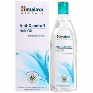100% Pure Himalaya Herbals Anti Dandruff Hair Oil - 100 Ml