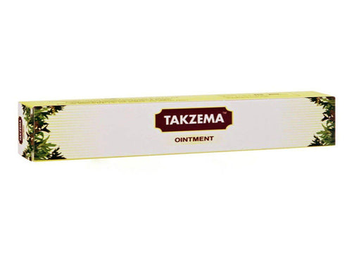 Brand New Charak Takzema Ointment Cream - 30 Gms - Pure Herbal