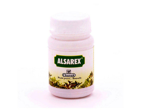 Charak ALSAREX for Gastric, Dudonal ULCER & DYSPEPSIA