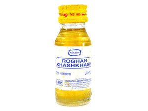 Hamdard Roghan Khashkhash 25 ml HERBAL For Insomnia & Headache
