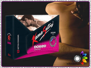 New Kamasutra Dotted Condoms - Give Enhanced Pleasure To Complete Intercourse