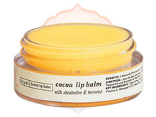 100% Pure Natural Khadi Cocoa Soft and Smooth Lip Balm -10 Gms