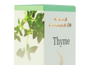100% Pure Lasa Aromatics Thyme Essential Natural Oil - Pack Of 10 Ml