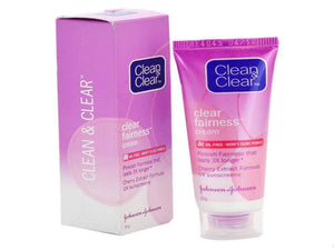 Clean & Clear Fairness Face Wash Useful For Control Oil 20gm, 40gm