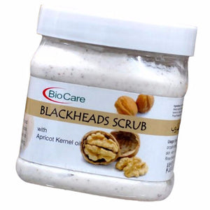 Biocare Blackhead Scrub 500G For Face Care