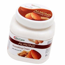 BioCare Face & Body Cream Almond 500ml For Skin Care