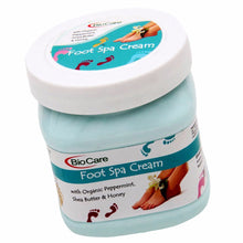 Biocare Foot Spa Cream 500G For Women-Makes Skin Soft And Smooth