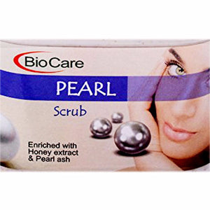 Biocare Pearl Scrub 500ml-Remove dull dead cells