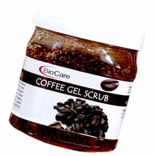 Biocare Coffee Gel Scrub-500Gm For Cleansing, Marks & Spots Removal