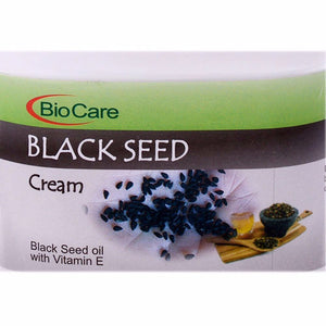 Biocare Getfrize Black Seed Cream With Vitamin E-500ml
