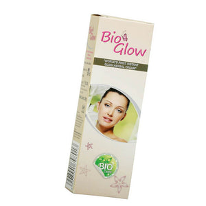 BIO  CARE Bio Glow HERBAL CREAM-Pollution And Dust-25 Gms