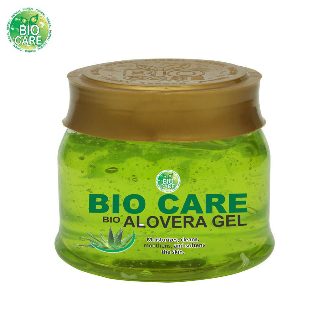 BIO CARE BIO ALOE VERA GEL-Exposing to Harmful Dust -500 Gms