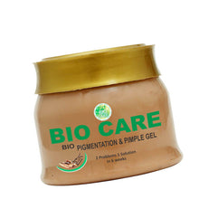 BIO CARE BIO PIGMENTATION AND PIMPLE GEL- Reducing Pimples -500Gms