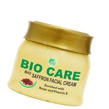 BIO CARE BIO SAFFRON FACIAL CREAM -Improves Skin Softness-500 Gms