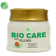 BIO CARE BIO GOLD PACK-Cleans, Smoothness, And Softens The Skin-500 Gms