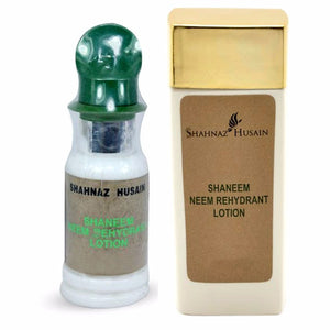 Shahnaz Husain Shaneem- Neem rehydrant Lotion-100ml-Pure Natural