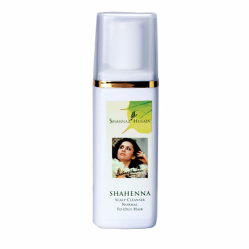 Shahnaz Husain Shahenna Plus Hair Cleanser Normally To Oily Hair - 200ml