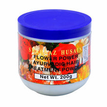 Shahnaz Husain Flower Power Henna Treatment Powder - 200gm