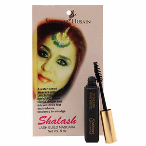 Shahnaz Husain Shalash Lash Build Eye Mascara – 9ml