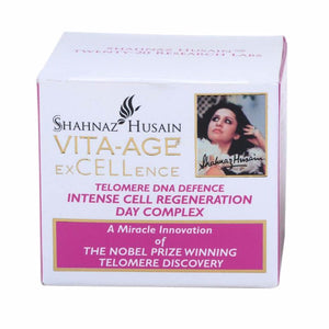 New Shahnaz Husain Telomere DNA Defense Intense Cell Regeneration Day Complex