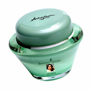 Natural Shahnaz husain Shazema herbal Cleanser - oily/Problem Skin, 40GM