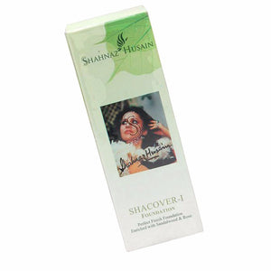 Shahnaz Husain Shacover Foundation, 50ml