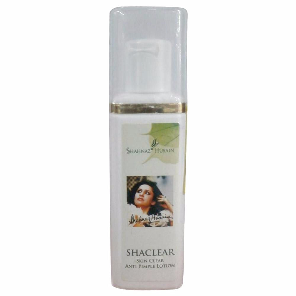 Shahnaz Husain Shaclear Anti-Pimple Lotion, 100ML -Pure Herbal