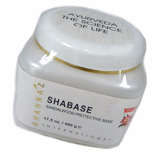 Shanaz Husain Shabase Plus Sandalwood Protective Base 500GM