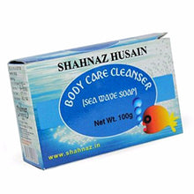 Shahnaz Husain Oxygen Soap Sea Wave Soap 100 Gms For Healthy Skin